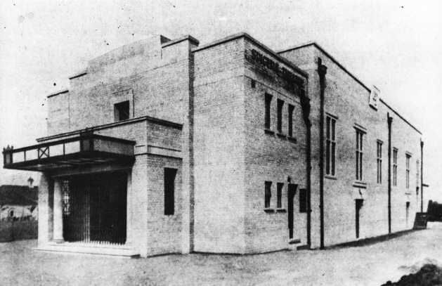 Original Cinema External View